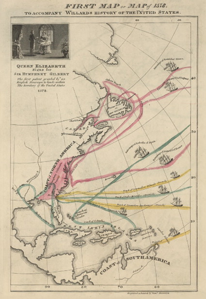 Emma Willard And The Graphic Foundations Of American History
