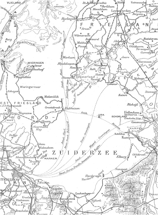 Conflicting Images Of The Zuider Zee Around 1900 Nation Building