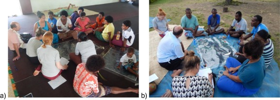Climate adaptation strategies in Fiji: The role of social norms and