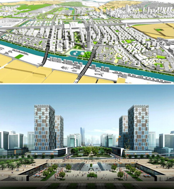 The Effects Of The High Speed Railway On Urban Development