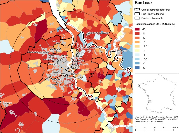 Reurbanisation And Suburbia In Northwest Europe A