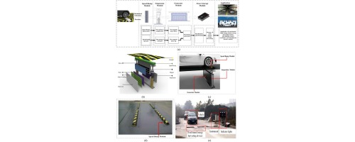 Design, modelling and practical tests on a high-voltage