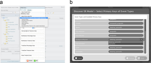 BPMN Miner: Automated discovery of BPMN process models with