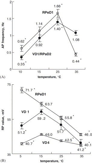 Effect Of Acute Temperature Change On Lung Respiration Of The