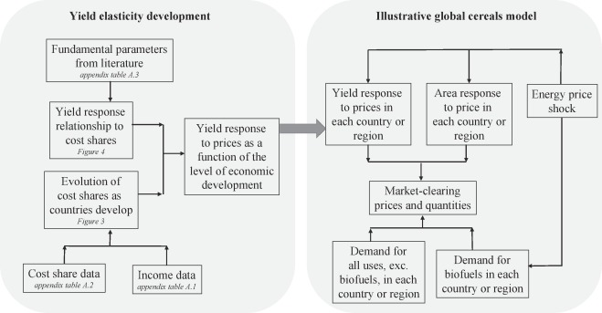 Long-term crop productivity response and its interaction