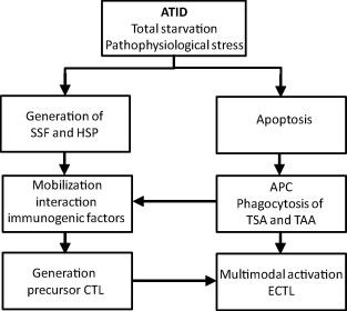 Afbeeldingsresultaat voor images of ATID (Autologous tumor immunizing devascularization )