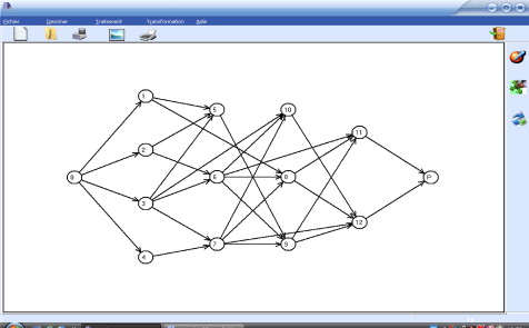 A New Method For Constructing A Minimal Pert Network Sciencedirect