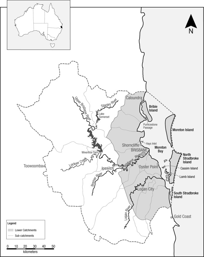 values towards waterways in south east queensland why people care Mullet Haircut download full size image