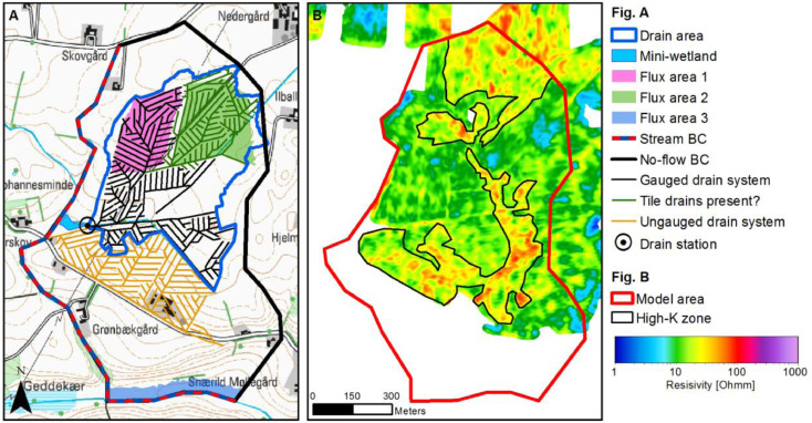 Groundwater Dynamics And Effect Of Tile Drainage On Water Flow