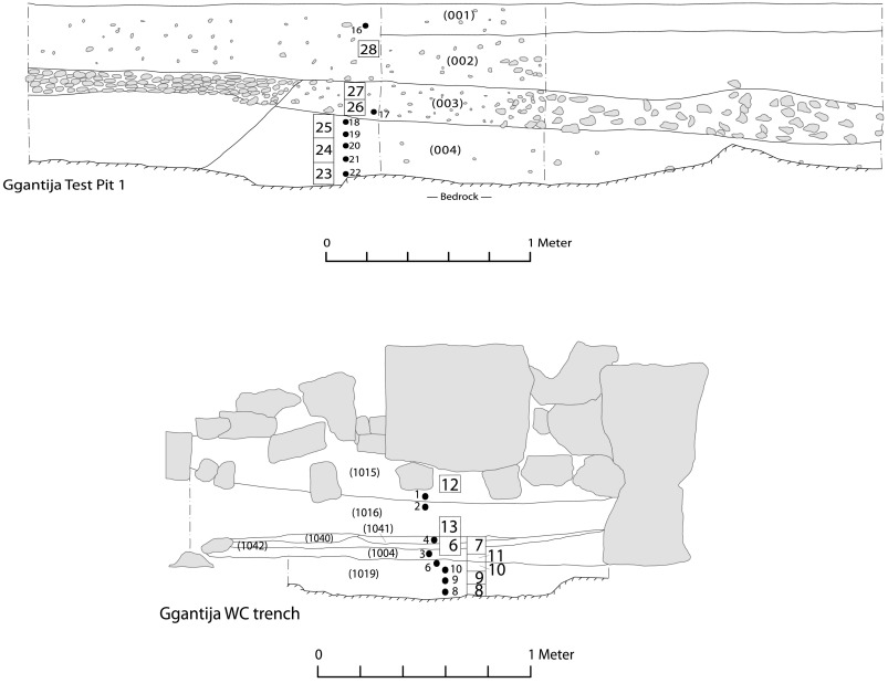 A Neolithic palaeo-catena for the Xagħra Upper Coralline