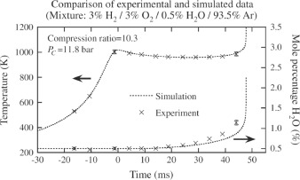 Advances in rapid compression machine studies of low- and