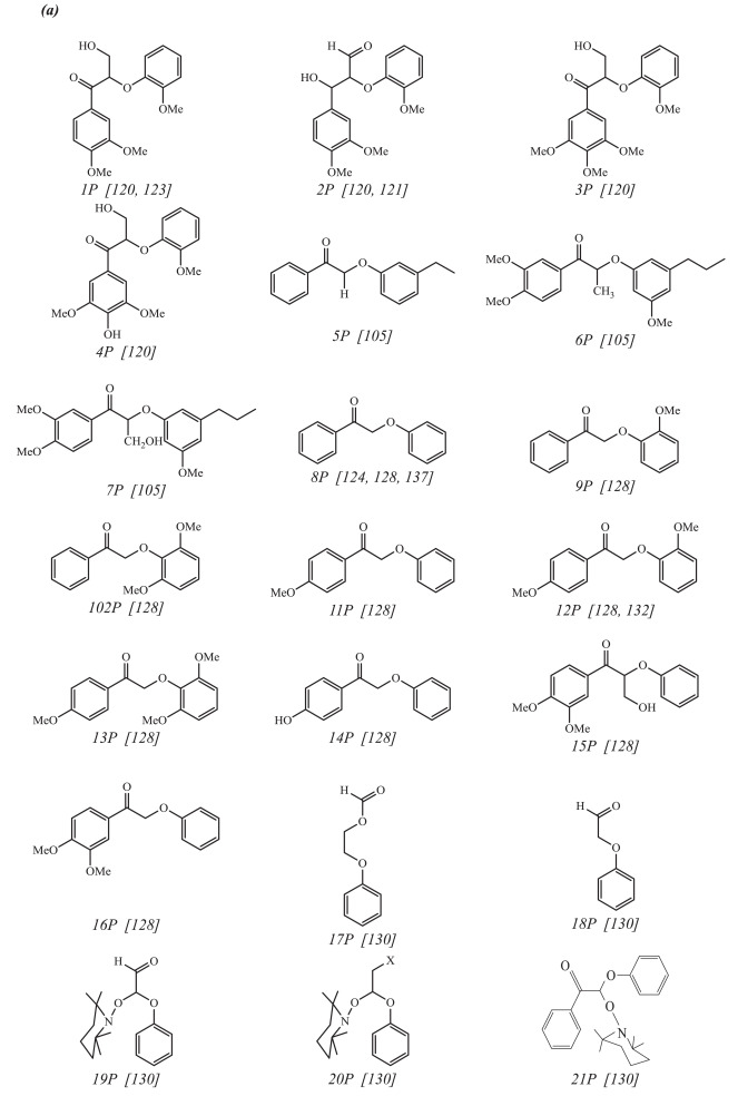 Lignin-derived platform molecules through TEMPO catalytic