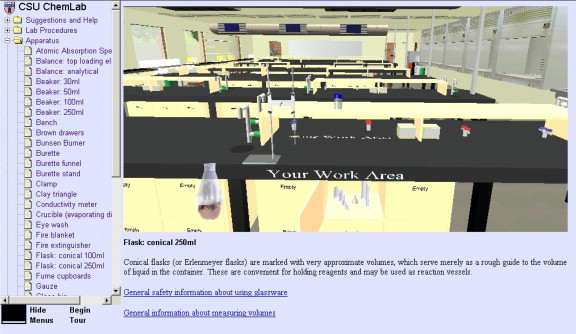Effectiveness Of A Virtual Laboratory As A Preparatory