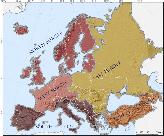Enhanced geothermal systems in Europe: An estimation and comparison ...