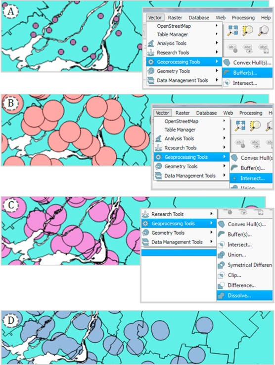 A spatial data pre-processing tool to improve the quality of