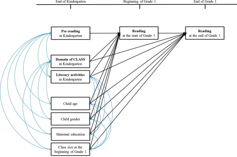 Classroom Interaction And Literacy Activities In Kindergarten: Longitudinal  Links To Grade 1 Readers At Risk And Not At Risk Of Reading Difficulties -  ScienceDirect