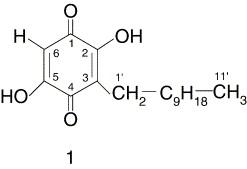 Cytotoxic activity of embelin from Lysimachia punctata
