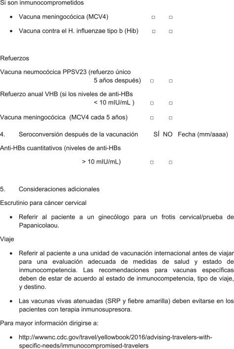Situaciones especiales en la enfermedad inflamatoria