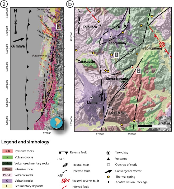 Fault Controlled Development Of Shallow Hydrothermal Systems