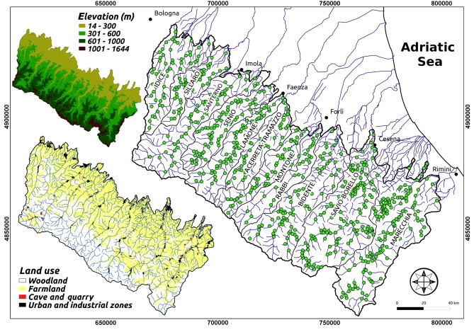 Different Spatial Methods In Regional Geochemical Mapping At High