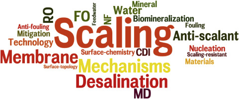 Mineral scaling in membrane desalination: Mechanisms, mitigation