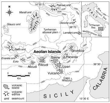 Stratigraphy and significance of Brown Tuffs on the Aeolian Islands
