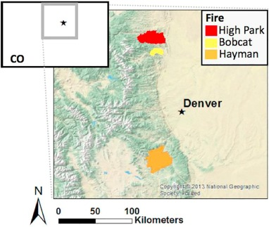 Rainfall thresholds for post-fire runoff and sediment