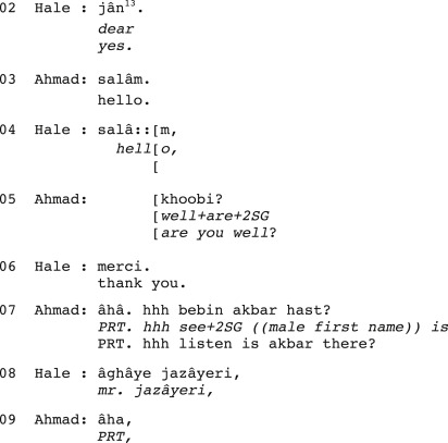 Invitations in farsi an analysis of their turn formats and data segment 5 mikhi to ham psho bi stopboris Choice Image