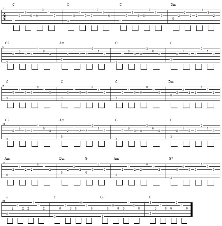 The Guitar Chord Generating Algorithm Based On Complex Network