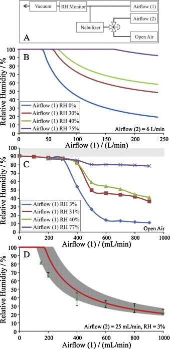 Dynamics of aerosol size during inhalation: Hygroscopic growth of