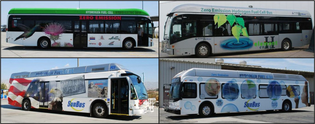 Status of hydrogen fuel cell electric buses worldwide - ScienceDirect