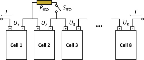internal short circuit detection for battery pack using equivalent rh sciencedirect com