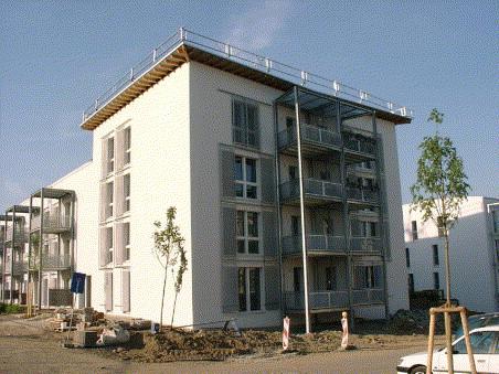 Charming Marsbachhöhe Apartments.