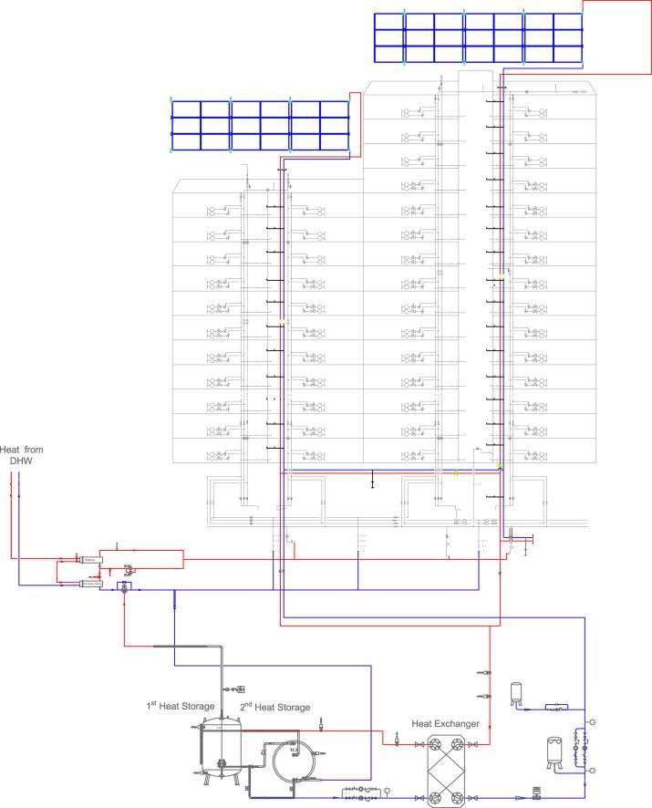 High Rise Domestic Hot Water Diagram - Custom Wiring Diagram •