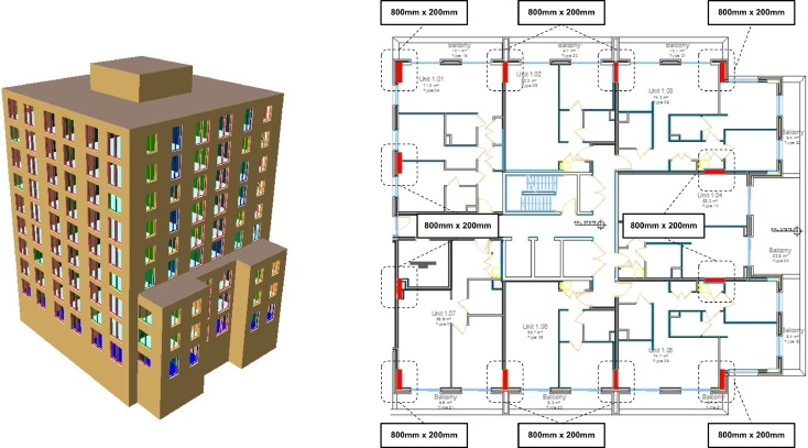 BIM-embedded life cycle carbon assessment of RC buildings