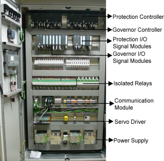 a compensator design for the aged hydro electric power plant speed Dell Power Supply Diagram