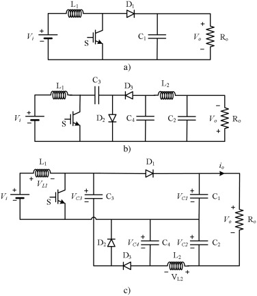 A single switch hybrid DC/DC converter with extended static
