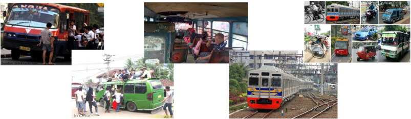 Public transportation development and traffic accident prevention in
