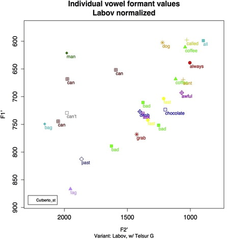 The (non-) acquisition of New York City vowels by two generations of