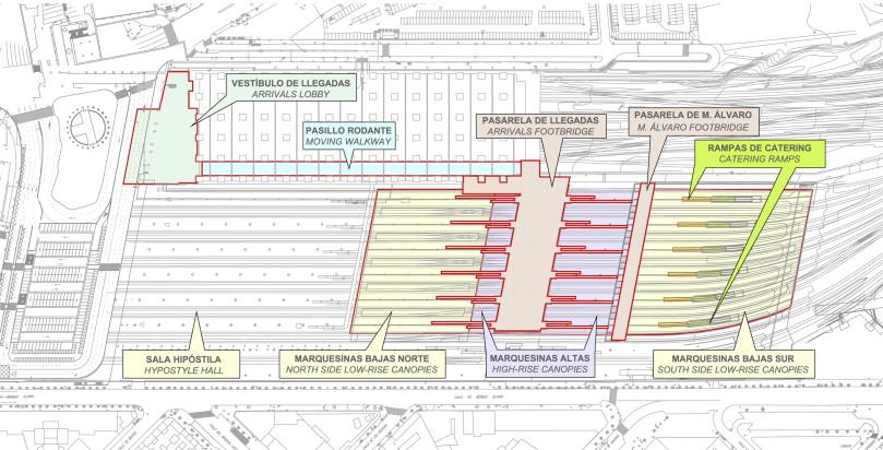 Ampliación del Complejo Ferroviario de Atocha (Fase I) - ScienceDirect