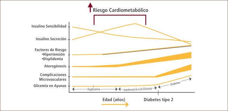 síndrome metabólico resistencia a la insulina y prediabetes