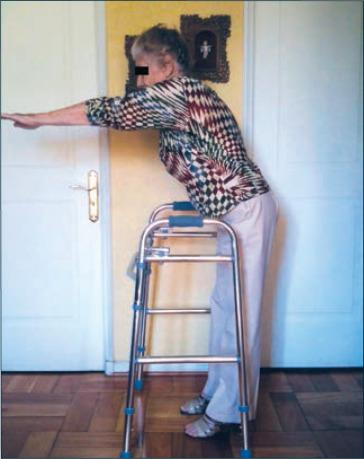 En el de movilidad mayor perdida adulto