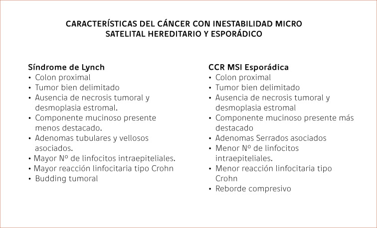 ANATOMÍA PATOLÓGICA Y TUMORES HEREDITARIOS - ScienceDirect