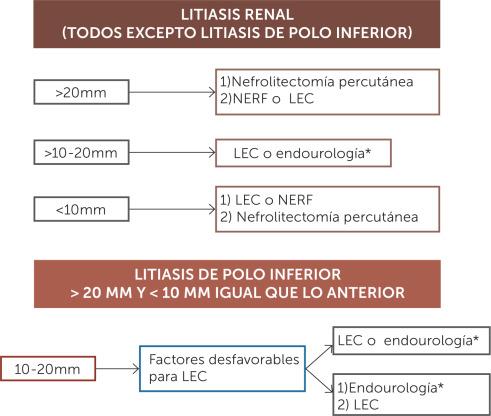 dieta para litiasis renal bilaterales