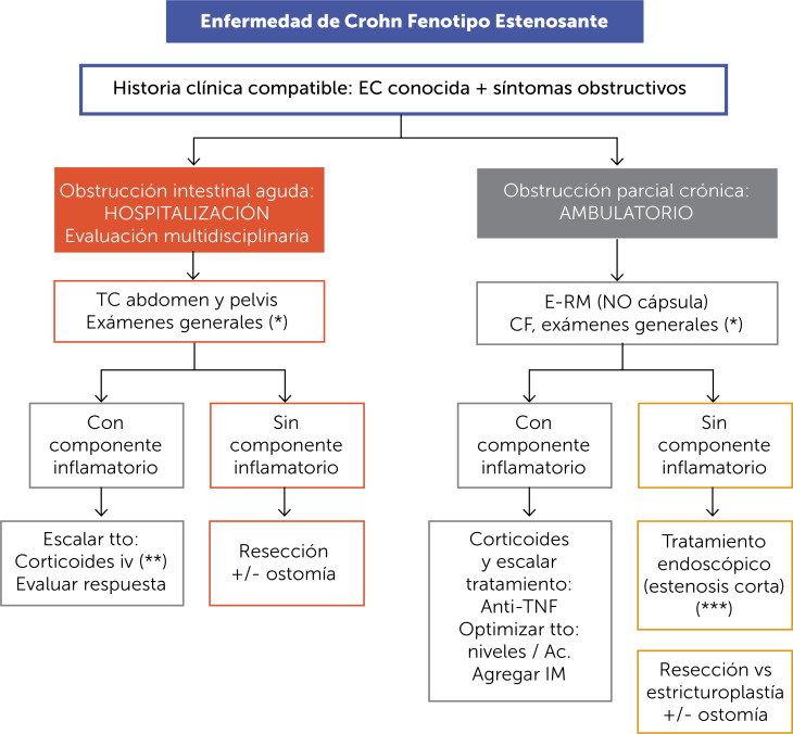 enfermedad de crohn sintomas y signos