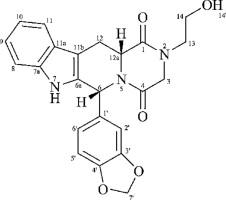 分离和结构鉴定一个新的他达那非模拟(2- hydroxyethylnor他达那非)的膳食补充剂发现