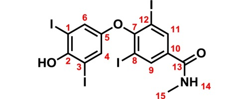 Levothyroxine Sodium Revisited A Wholistic Structural Elucidation