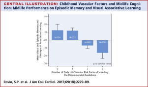 Family Size Impacts Cognitive Abilities >> Cardiovascular Risk Factors From Childhood And Midlife
