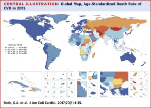 who global burden of cardiovascular disease