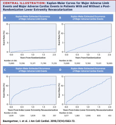 Cardiovascular Outcomes After Lower Extremity Endovascular